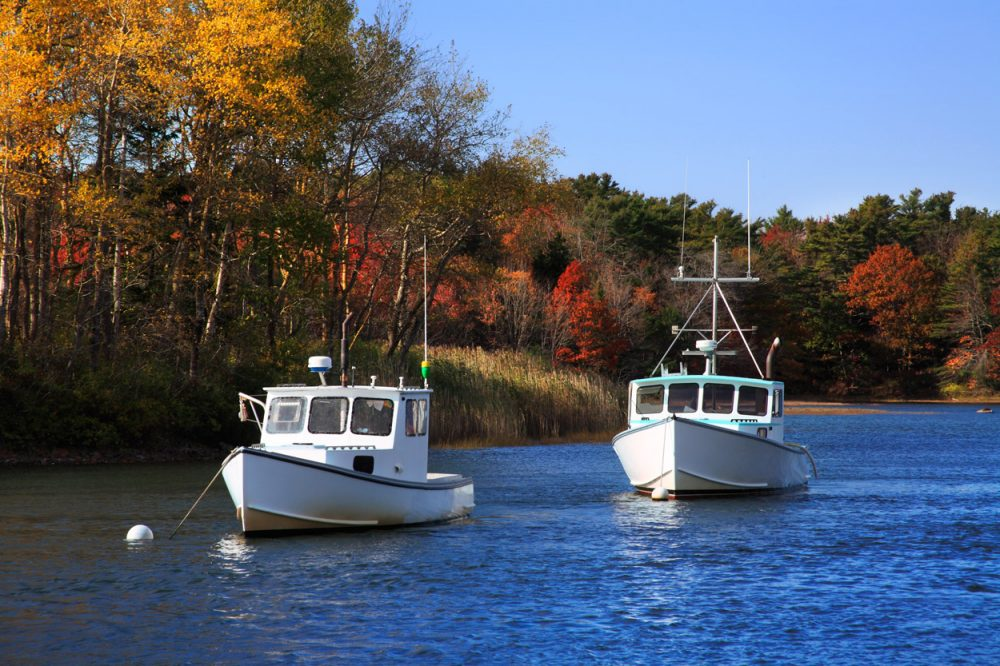 Explore 2 of This Fall's Top Destinations for Fall Color